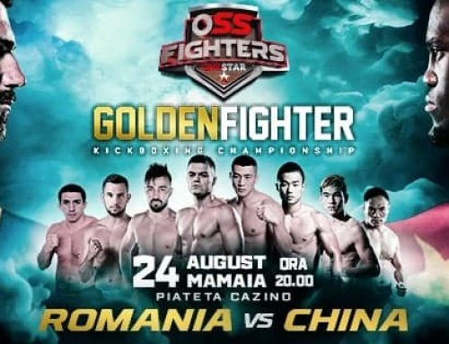 """Super eveniment la Mamaia. Întâlnire România – China! Gala """"Oss Fighters & Golden Fighter"""", cu fraţii Andrei şi Bogdan Stoica în ring (galerie foto)"""
