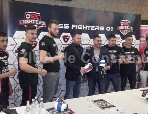 """Marius Gheorghe – """"Oss Fighters promovează tinerele talente, alături de luptători de calibru"""" (galerie foto)"""